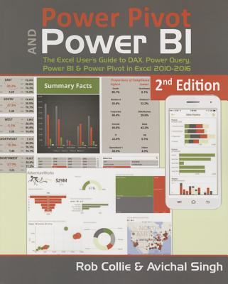 Image for Power Pivot and Power Bi: The Excel User's Guide to Dax, Power Query, Power Bi & Power Pivot in Excel 2010-2016