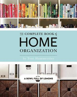 Image for The Complete Book of Home Organization