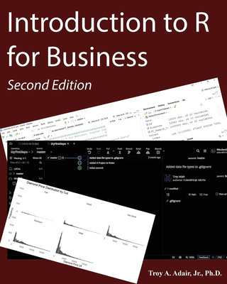 Image for Introduction to R for Business